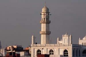 Minaret-Qadian