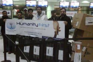 Humanity First à Haïti