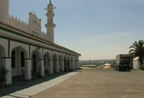 Mosquée Basharat - première mosquée construite en Espagne après le départ des musulmans d'Andalousie