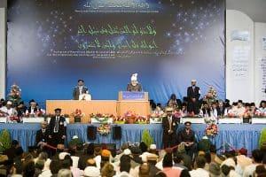Sermon du vendredi du Calife lors de la Jalsa Salana