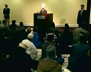 Sermon de Sa Sainteté le Calife en Irlande