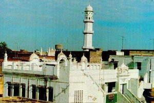 Minaret à Qadian
