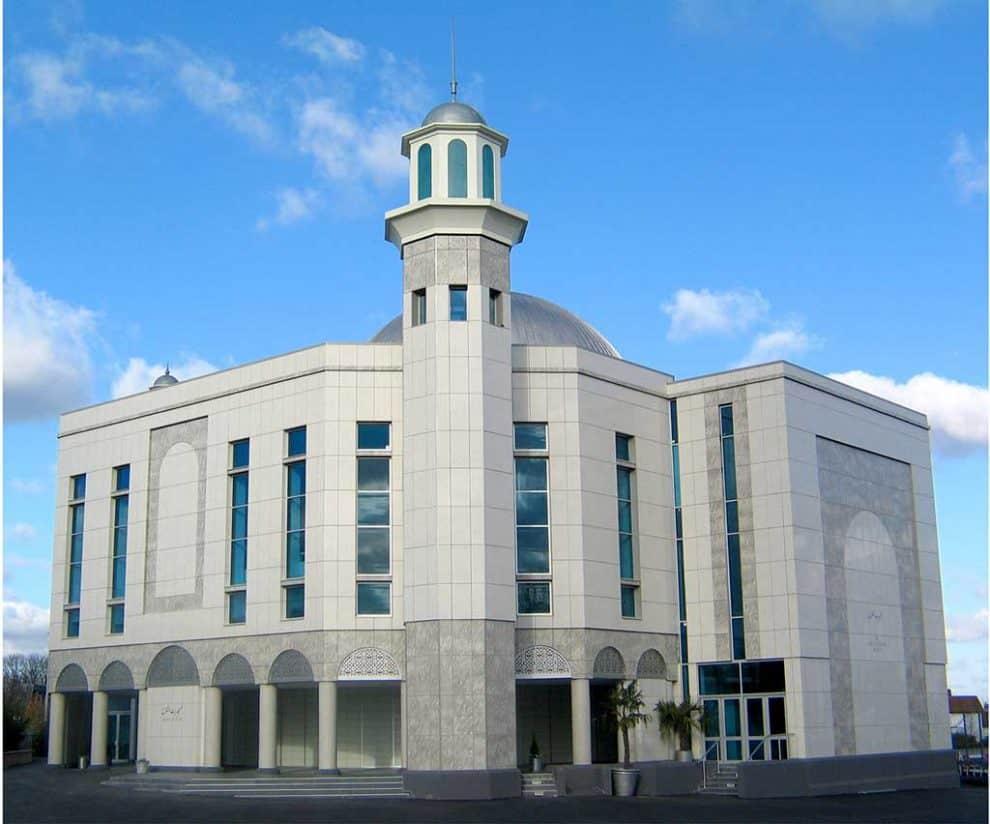 La mosquée Bait-Ul-Futuh à Londres.