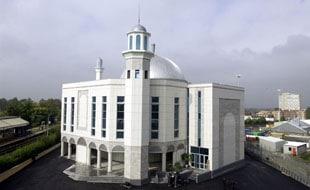 Baitul-Futuh- plus grande mosquée en Europe occidental