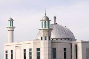 La plus grande mosquée en Europe