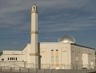 Première mosquée ahmadi en Norvège