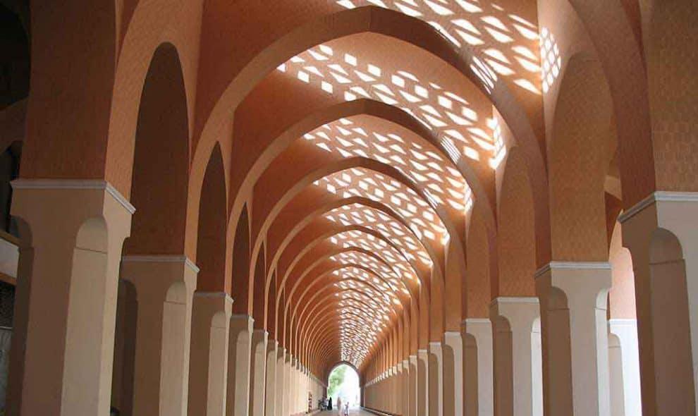 Arches d'une mosquée