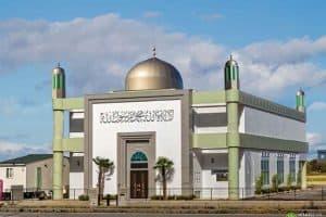 Première Mosquée Ahmadie au Japon