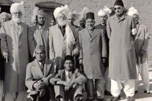 delegation mauricienne calife 1955