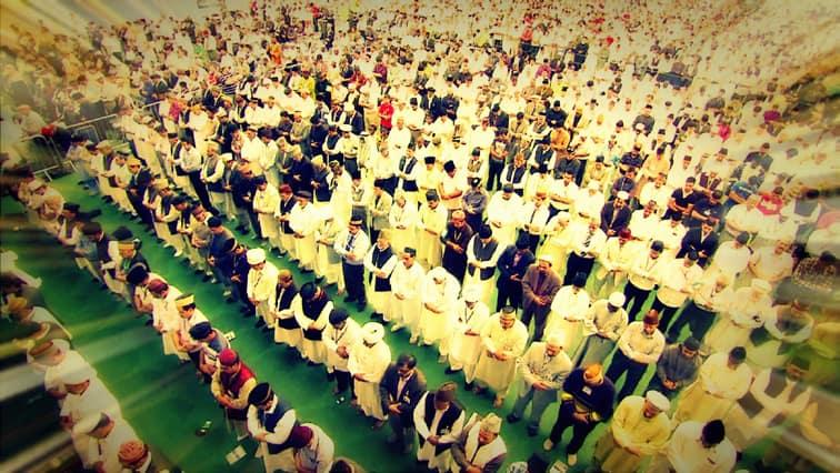 priere en congregation