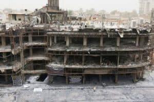 Baghdad Attentats 2016