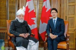 Calife Premier Ministre Canada