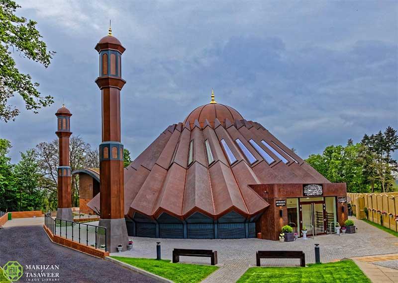 Mosquée Moubarak à Islambad