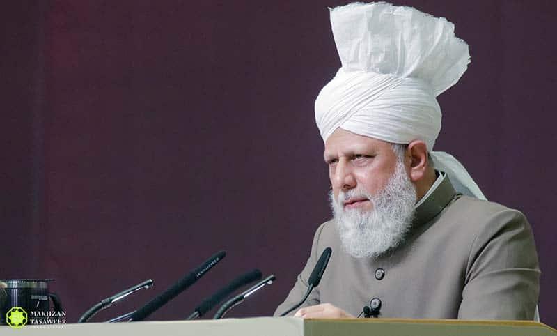 Le Calife de l'Islam - Hazrat Mirza Masroor Ahmad
