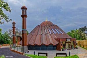 Mosquée Moubarak à Islamabad