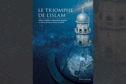 """Couverture du livre """"Le triomphe de l'Islam"""""""
