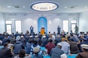 Mosquée Mahdi de la Communauté Ahmadiyya dans les environs de Strasbourg