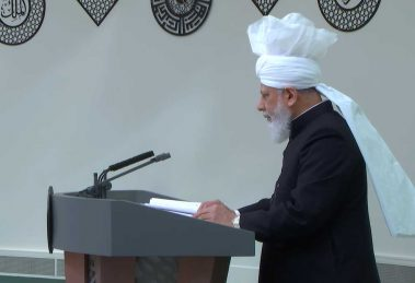 Calife de l'Islam et de l'Ahmadiyya
